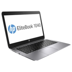"HP EliteBook Folio 1040 G3 35.6 cm (14"") Ultrabook - Intel Core i7 (6th Gen) i7-6600U Dual-core (2 Core) 2.60 GHz - 8 GB DDR4 SDRAM - 256 GB SSD - 1920 x 1080"