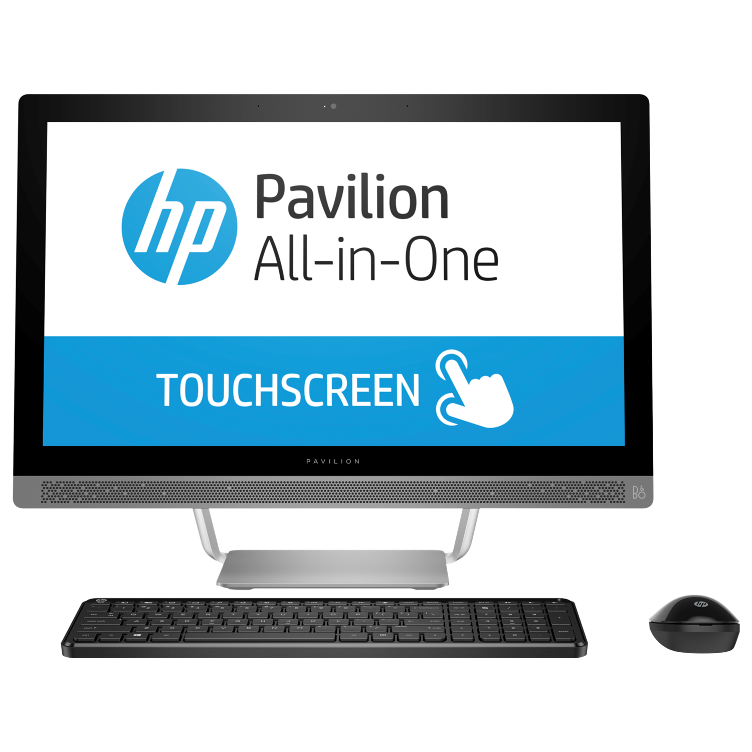 b1de136fcf081 Buy HP Pavilion 24-b000 24-b014a All-in-One Computer - AMD A-Series ...