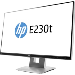 "HP E230t 58.4 cm (23"") LCD Touchscreen Monitor - 16:9 - 5 ms On/Off"