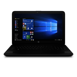 "HP 250 G5 39.6 cm (15.6"") Notebook - Intel Core i3 (5th Gen) i3-5005U Dual-core (2 Core) 2 GHz - 4 GB DDR3 SDRAM - 500 GB HDD - Windows 10 Home 64-bit - 1366 x 768"