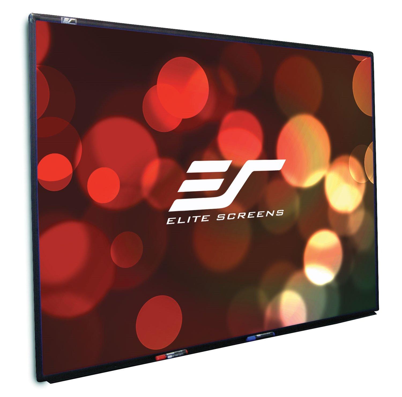 "Elite Screens WhiteBoardScreen WB77VW 195.6 cm (77"") Fixed Frame Projection Screen"
