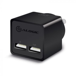 Alogic AC Adapter for Mobile Device, USB Device, Tablet PC, iPad, Smartphone, iPhone