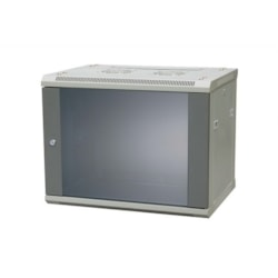 Linkbasic 6U Wall Mountable Rack Cabinet - Grey