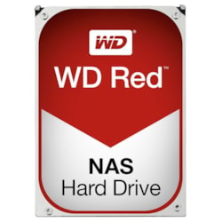 "WD Red WD100EFAX 10 TB Hard Drive - SATA (SATA/600) - 3.5"" Drive - Internal"