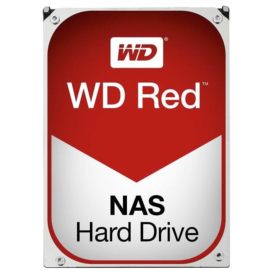 """WD Red WD100EFAX 10 TB Hard Drive - SATA (SATA/600) - 3.5"""" Drive - Internal"""