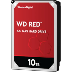 "WD Red WD101EFAX 10 TB Hard Drive - 3.5"" Internal - SATA (SATA/600)"