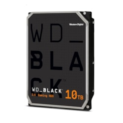 "WD Black WD101FZBX 10 TB Hard Drive - 3.5"" Internal - SATA (SATA/600)"