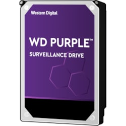 "WD Purple WD101PURZ 10 TB Hard Drive - SATA (SATA/600) - 3.5"" Drive - Internal"