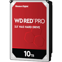 "WD Red Pro WD102KFBX 10 TB Hard Drive - 3.5"" Internal - SATA (SATA/600)"
