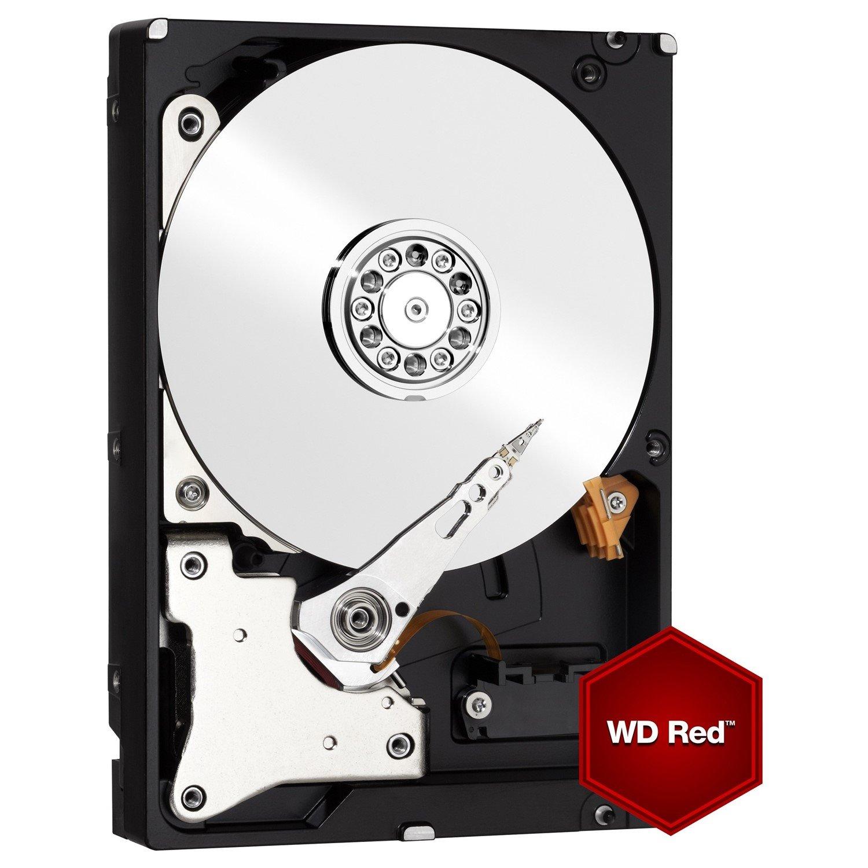 """WD Red WD10JFCX 1 TB Network Hard Drive - SATA (SATA/600) - 2.5"""" Drive - Internal"""