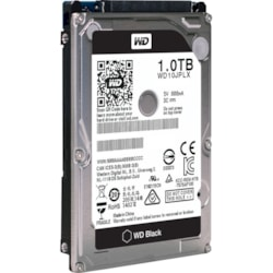 "WD Black WD10JPLX 1 TB Hard Drive - 2.5"" Internal - SATA (SATA/600)"