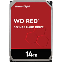 "WD Red WD140EFFX 14 TB Hard Drive - 3.5"" Internal - SATA (SATA/600)"