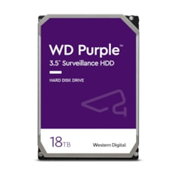 "WD Purple WD180PURZ 18 TB Hard Drive - 3.5"" Internal - SATA (SATA/600)"