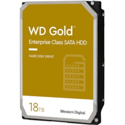 "WD Gold WD181KRYZ 18 TB Hard Drive - 3.5"" Internal - SATA (SATA/600)"