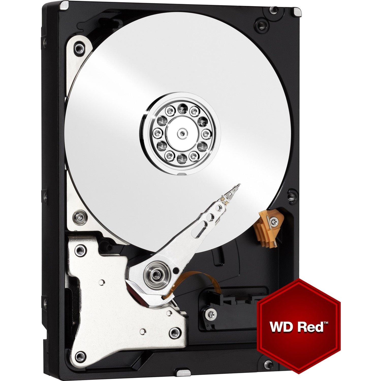 "WD Red WD20EFRX 2 TB Hard Drive - 3.5"" Internal - SATA (SATA/600)"