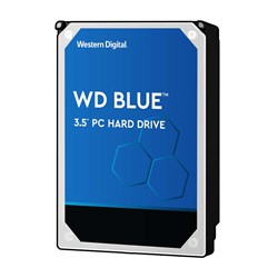 "WD Blue WD20EZAZ 2 TB Hard Drive - 3.5"" Internal - SATA (SATA/600)"