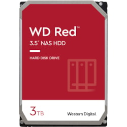 "WD Red WD30EFAX 3 TB Hard Drive - 3.5"" Internal - SATA (SATA/600)"