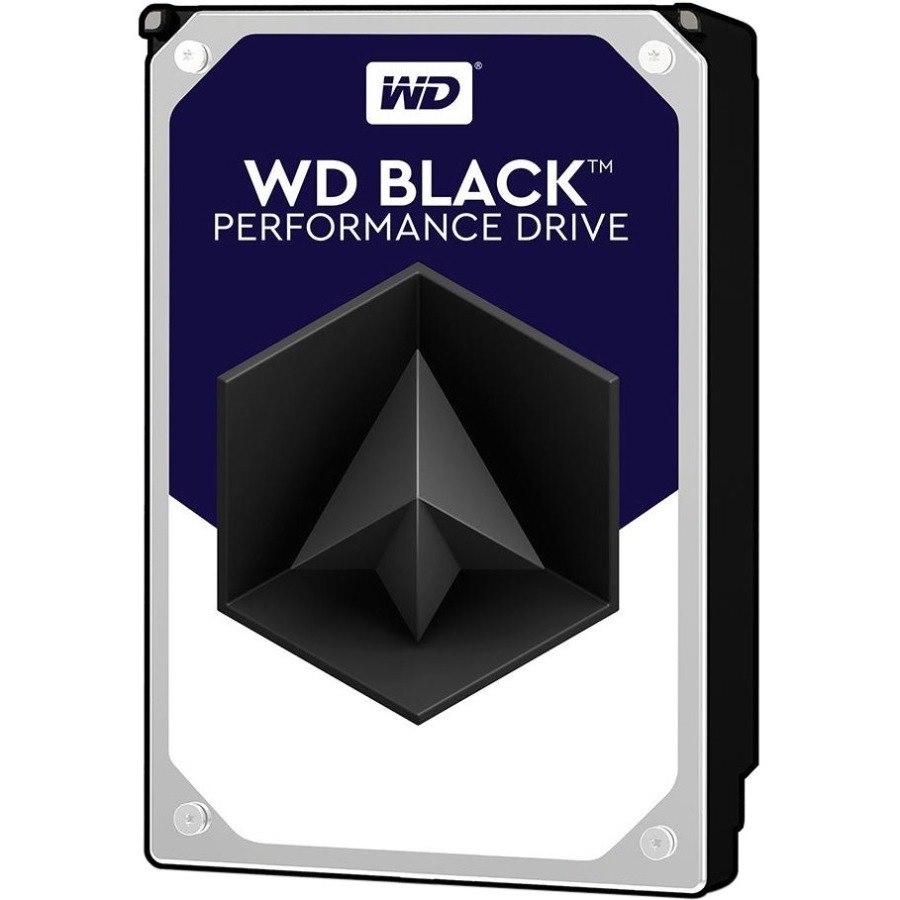 """WD Black WD4005FZBX 4 TB Hard Drive - 3.5"""" Internal - SATA (SATA/600)"""