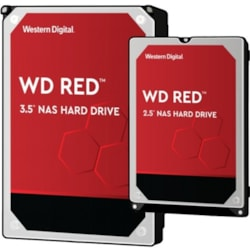 "WD Red WD40EFAX 4 TB Hard Drive - 3.5"" Internal - SATA (SATA/600)"