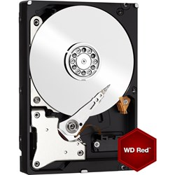 "WD Red Plus WD40EFRX 4 TB Hard Drive - 3.5"" Internal - SATA (SATA/600)"
