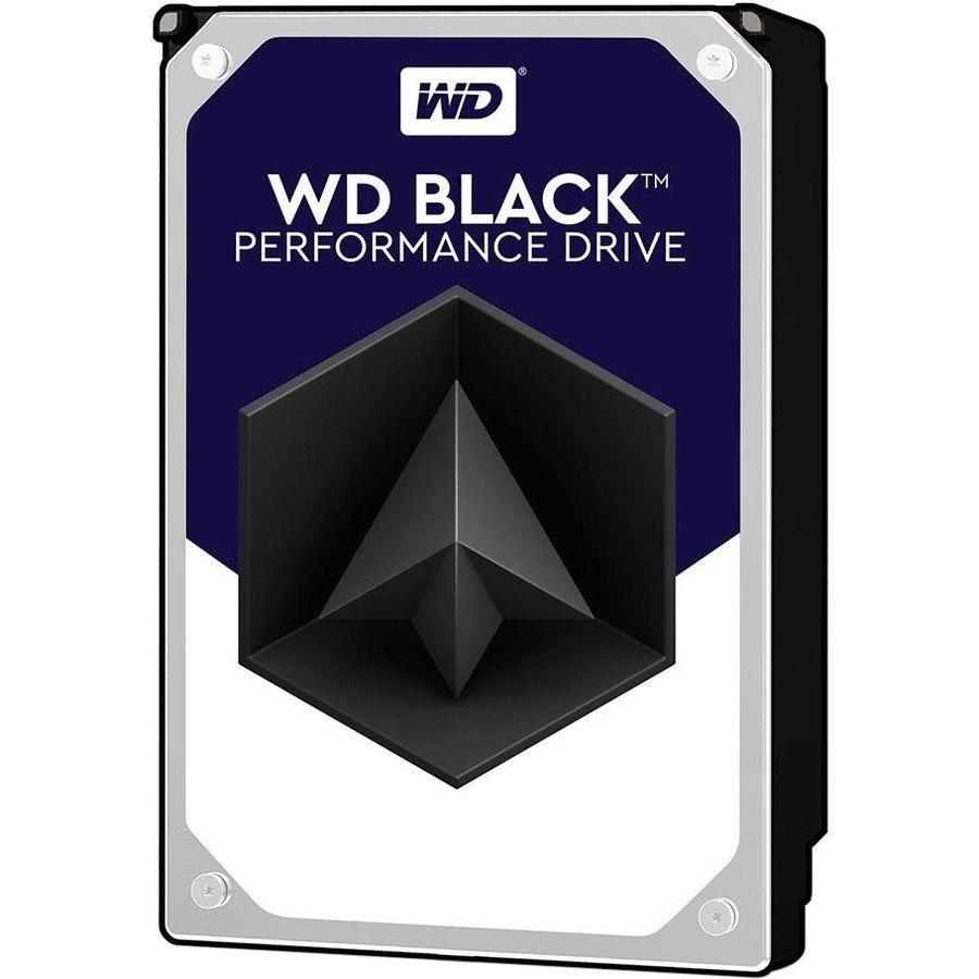 """WD Black WD6003FZBX 6 TB Hard Drive - 3.5"""" Internal - SATA (SATA/600)"""