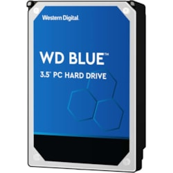 "WD Blue WD60EZAZ 6 TB Hard Drive - 3.5"" Internal - SATA (SATA/600)"