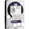 "WD Purple WD60PURX 6 TB Hard Drive - SATA (SATA/600) - 3.5"" Drive - Internal"