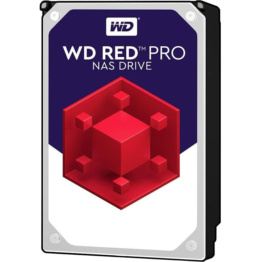 """WD Red Pro WD8003FFBX 8 TB Hard Drive - SATA (SATA/600) - 3.5"""" Drive - Internal"""