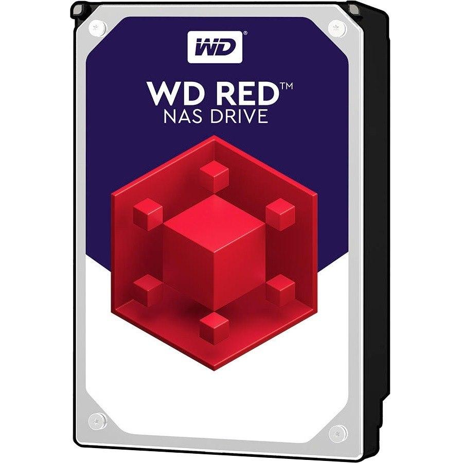 """WD Red WD80EFAX 8 TB Hard Drive - SATA (SATA/600) - 3.5"""" Drive - Internal"""