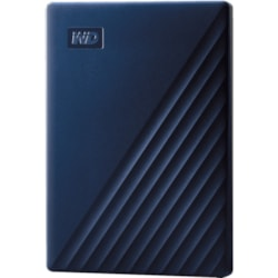 "WD My Passport for Mac WDBA2D0020BBL 2 TB Portable Hard Drive - 2.5"" External - Midnight Blue"