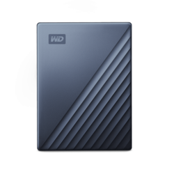 WD My Book WDBBGB0120HBK 12 TB Desktop Hard Drive - External - Black