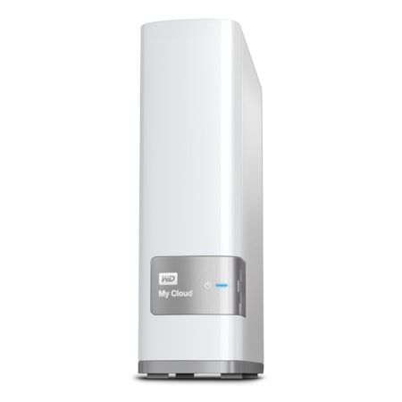 WD My Cloud WDBCTL0040HWT-AESN NAS Storage System - External