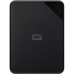 WD Elements SE WDBEPK0020BBK-WESN 2 TB Hard Drive - External - Portable