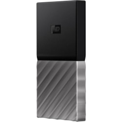 WD My Passport WDBKVX0010PSL 1 TB Solid State Drive - External - Portable