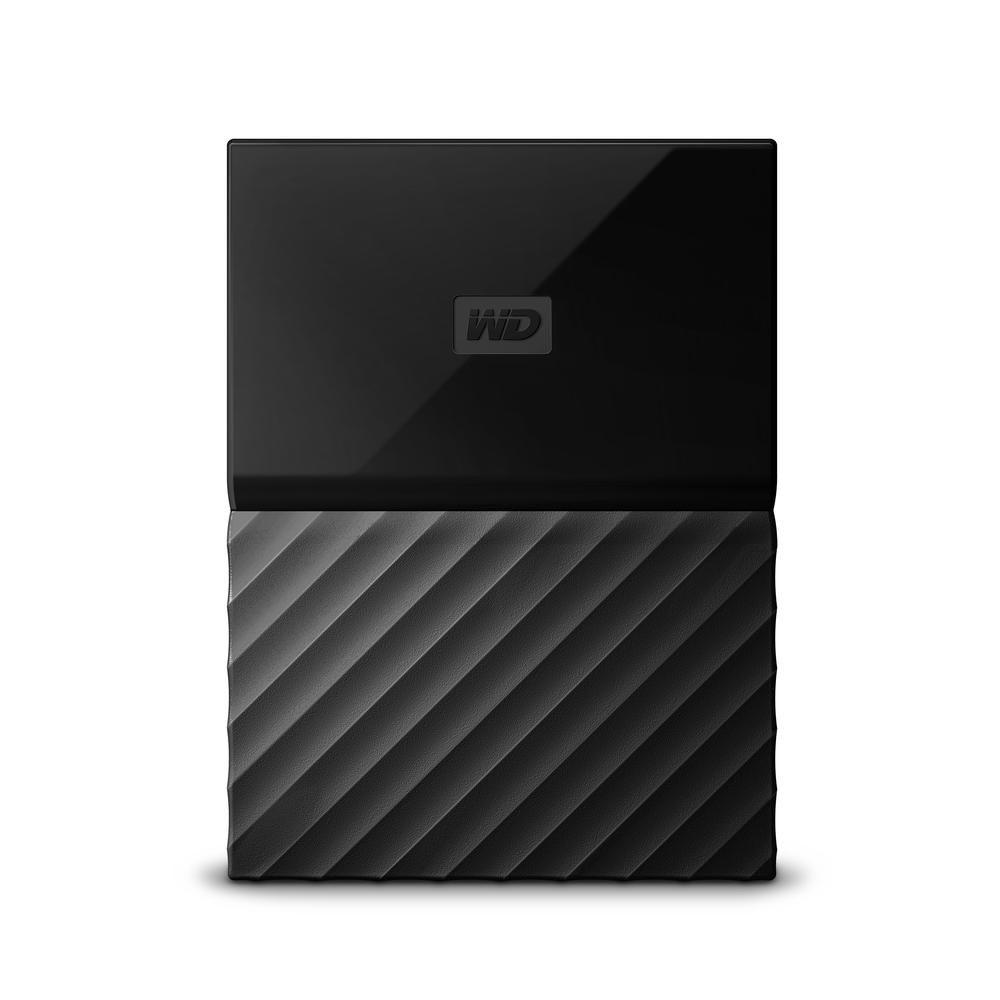 WD My Passport for Mac WDBP6A0030BBK 3 TB Hard Drive - External - Portable