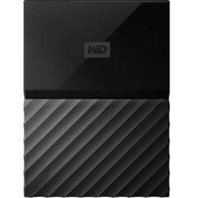 WD My Passport for Mac WDBP6A0040BBK-WESE 4 TB Hard Drive - External - Portable