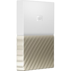 WD My Passport Ultra WDBTLG0020BGD-WESN 2 TB Hard Drive - External - Portable