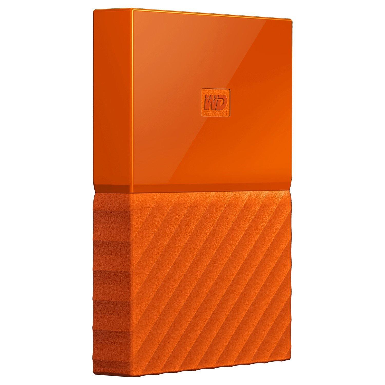 WD My Passport WDBYFT0040BOR-WESN 4 TB Hard Drive - External - Portable