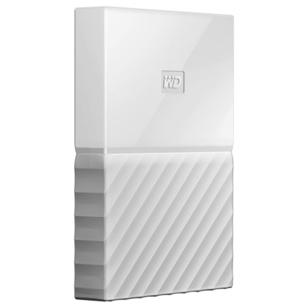 WD My Passport WDBYFT0040BWT-WESN 4 TB Hard Drive - External - Portable