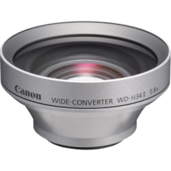 Canon WD-H34II - Conversion Lens