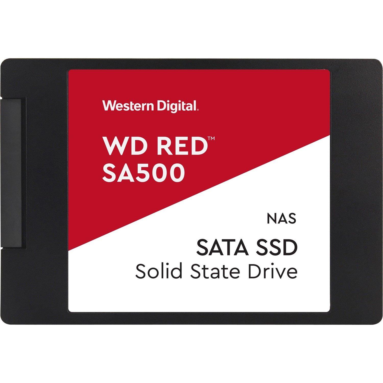 """WD Red WDS200T1R0A 2 TB Solid State Drive - 2.5"""" Internal - SATA (SATA/600)"""