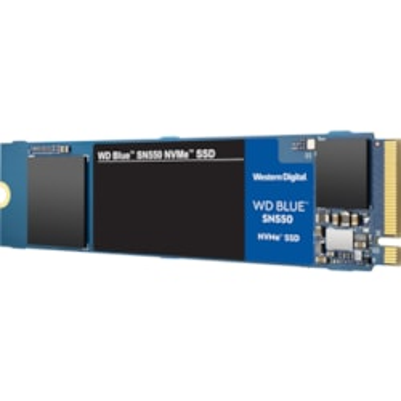 WD Blue SN550 WDS250G2B0C 250 GB Solid State Drive - M.2 2280 Internal - PCI Express (PCI Express 3.0 x4)