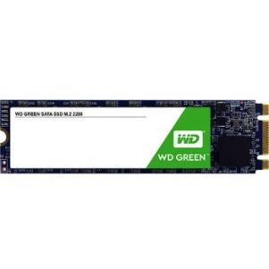 WD Green WDS480G2G0B 480 GB Solid State Drive - SATA (SATA/600) - Internal - M.2 2280