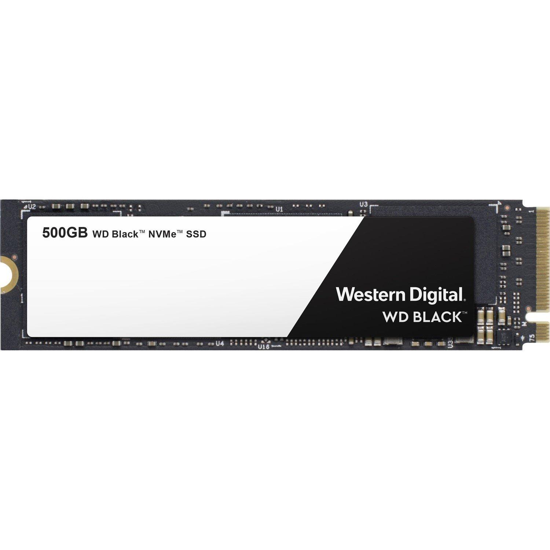 WD Black 500 GB Solid State Drive - M.2 2280 Internal - PCI Express (PCI Express 3.0 x4)