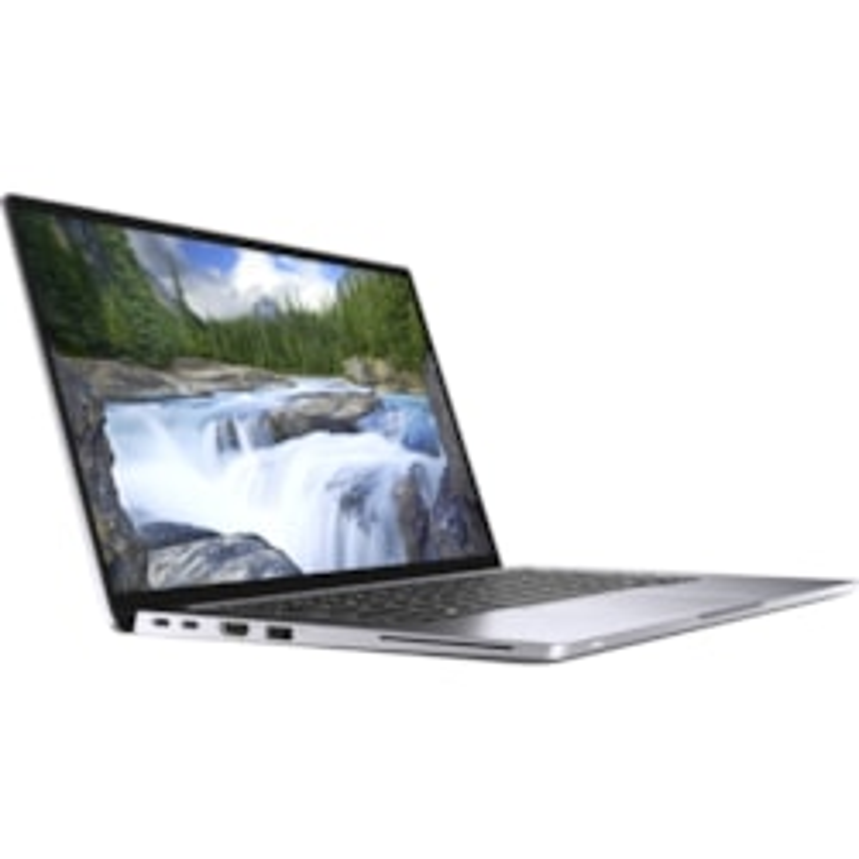 """Dell Latitude 9000 9410 35.6 cm (14"""") Touchscreen 2 in 1 Notebook - Full HD - 1920 x 1280 - Intel Core i5 (10th Gen) i5-10210U Quad-core (4 Core) 1.60 GHz - 8 GB RAM - 256 GB SSD - Anodized Titan Gray"""
