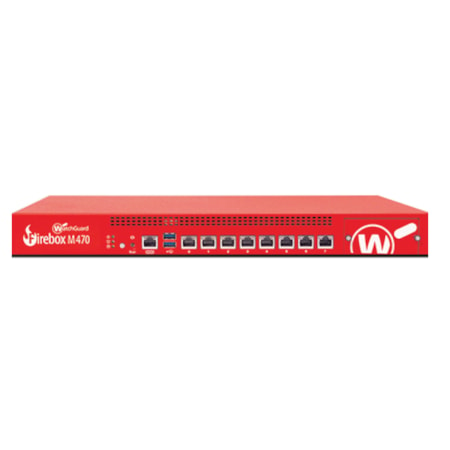 WatchGuard Firebox M470 Network Security/Firewall Appliance