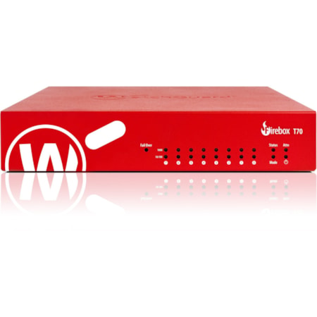 WatchGuard Firebox T70 With 3-YR Total Security Suite (WW)