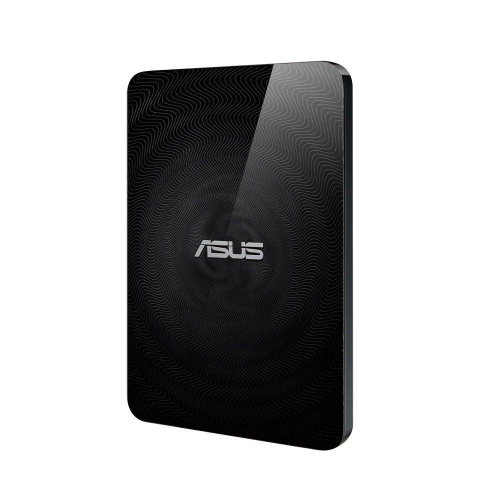 Asus Travelair N WHD-A2-1TB 1 TB Network Hard Drive - External - Black