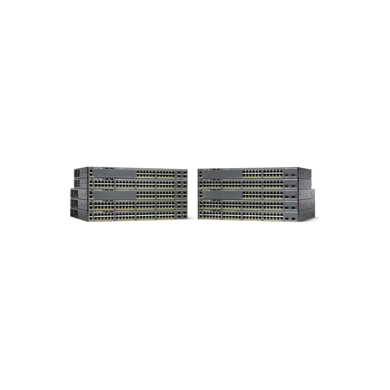 Buy Cisco Catalyst 2960x 48lpd L 48 Ports Manageable Ethernet Switch 2960 S With Lan Base Vs Ip