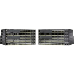 Cisco Catalyst 2960X-24TS-L 24 Ports Manageable Ethernet Switch - Refurbished
